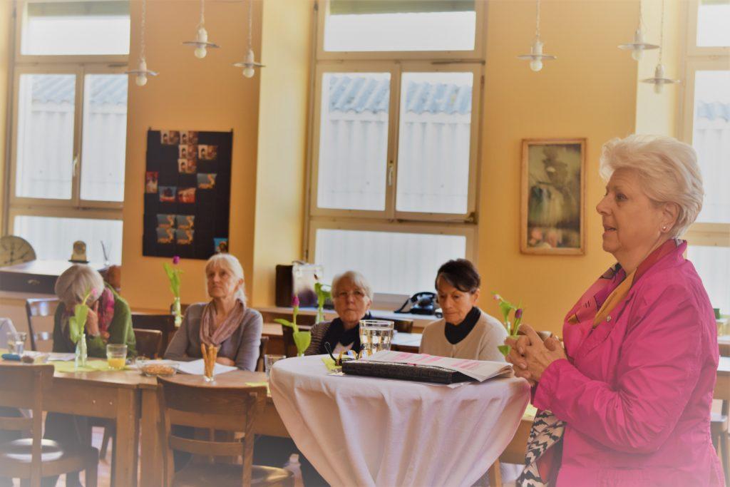 Frauenapéro 2017: die Landsgemeindegeschäfte aus Frauensicht